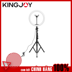 "R11+FL019 – Kingjoy 11"" Video Ring Light with Stand (FKR11)"