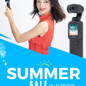 (Summer Sale) Feiyu Pocket – Chiếc Pocket Rẻ nhất hiện tại !!!