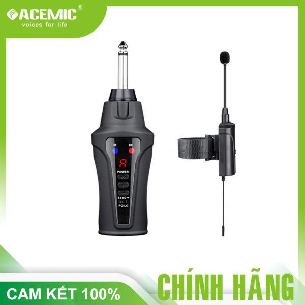 ACEMIC DT-5 Micro Ngoài Trời Không Dây Di Động. Không dây Saxophone Micro (FA503)