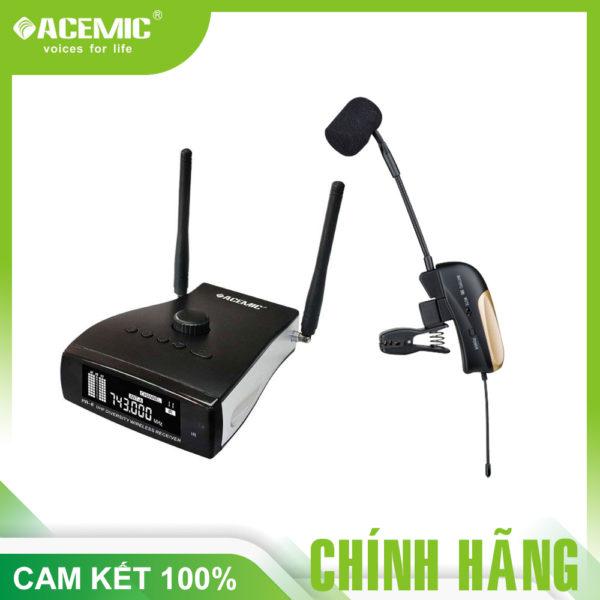 ACEMIC PR-8/ST-4 Micro Không Dây Chuyên Nghiệp Cho Saxophone Nhạc Cụ (FA531)