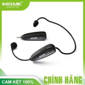 ACEMIC G100 – 2.4G Mini headset Wireless mic. Nhỏ/ Gọn/ Dễ Sử Dụng (FA701)