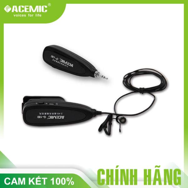 ACEMIC G130 – 2.4G mini Lavalier Wireless mic (FA703)