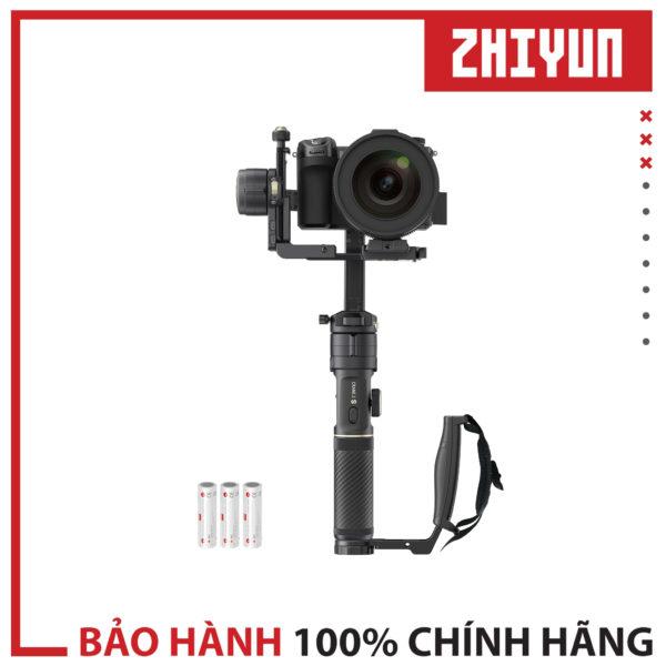 COMBO ZHIYUN CRANE 2S – Cải tiến chức năng Vô Hạn