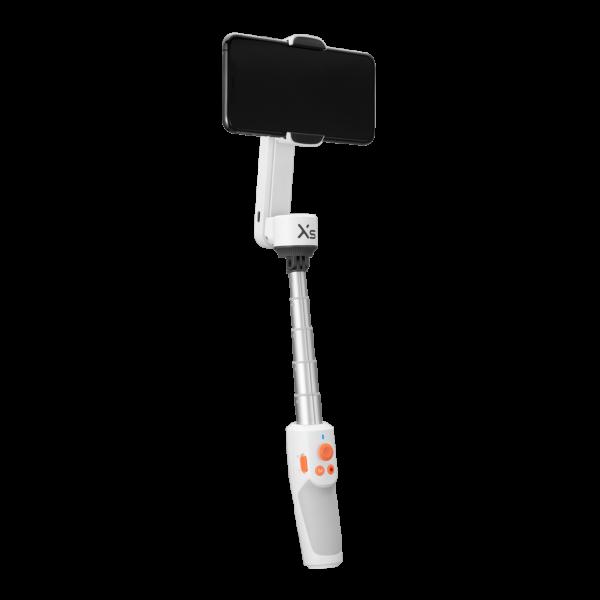 Zhiyun Smooth XS với khả năng thiết lập cực nhanh, gấp trượt tiện lợi, màu sắc cá tính (White)