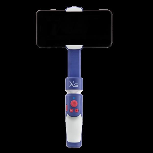 Zhiyun Smooth XS với khả năng thiết lập cực nhanh, gấp trượt tiện lợi, màu sắc cá tính (Blue)