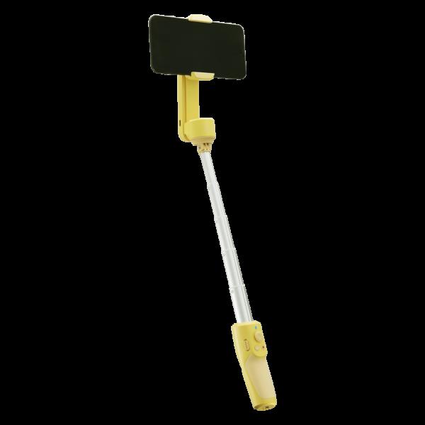 Zhiyun Smooth XS với khả năng thiết lập cực nhanh, gấp trượt tiện lợi, màu sắc cá tính (Yellow)