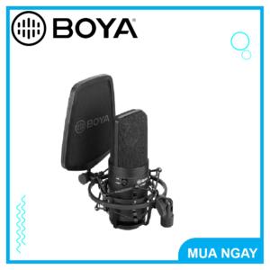 Micro Thu Âm BOYA BY-M800 (FB492)
