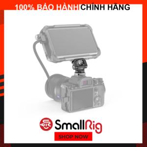 Giá Đỡ Màn Hình Quay Phim SmallRig Swivel and Tilt Adjustable Monitor Mount with Cold Shoe Mount NRU02 – 2905