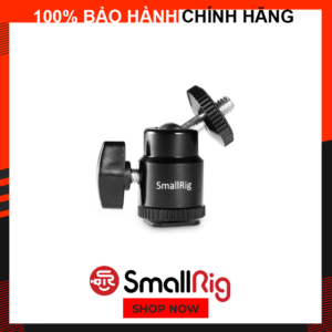 Giá Đỡ Màn Hình SmallRig Cold Shoe to 1/4″ Threaded Adapter NRUP3 – 761