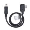 Zhiyun WBS Connector Cable – ZW – Mini – 002 ( Micro USB to Mini USB for Canon & Nikon) (GZWC3)