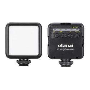 ULANZI VL49 MINI LED LIGHT (FUDW2)