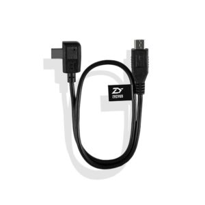 Zhiyun WBS Connector Cable – LN – MBUS – B01 (Micro USB to TypeC for Panasonic & Nikon) (GZWC4)