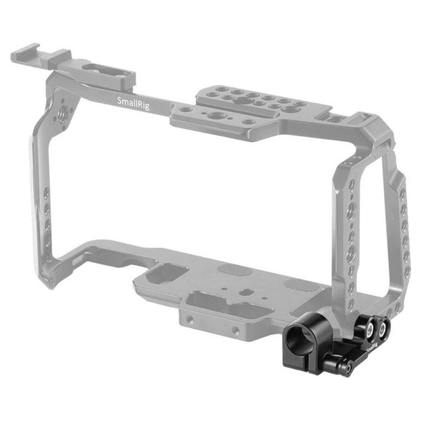 SMALLRIG 15MM SINGLE ROD CLAMP FOR BMPCC 4K / 6K CAGE (DCS2279)