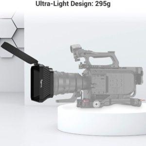 SMALLRIG Lightweight Matte Box 2660 (NRUZ1)