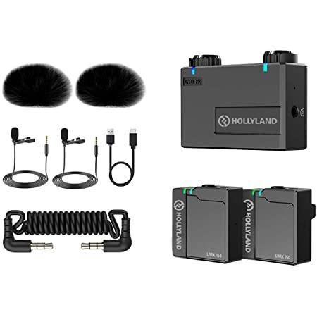 Hollyland Lark 150 Wireless Dual Microphone (FHL01)