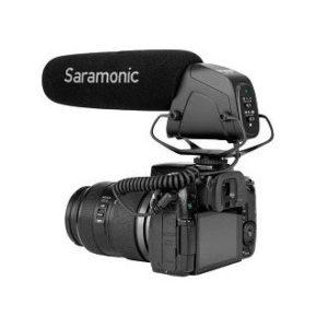 Saramonic SR-VM4 Shotgun Microphone (FS326)