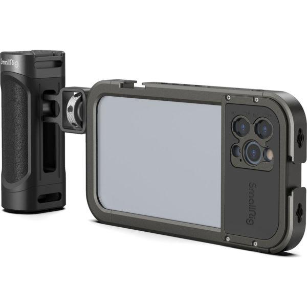 Bộ quay video cầm tay dành cho iPhone 12 Pro – Smallrig Handheld Video Rig Kit 3175 (NRAA2)