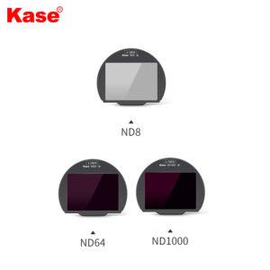 "Kase – ""3in 1 Set I"" Clip-in Filters for Canon R Digital Camera (FCSDK)"