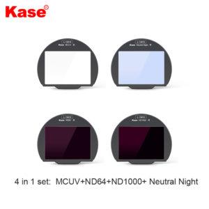 "Kase – ""4in 1 Set"" Clip-in Filters for Canon R Digital Camera (FCSDM)"