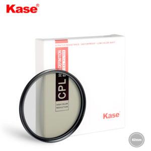 Kase – AGC CPL Filter 62mm/ 67mm/ 72mm/ 77mm/ 82mm (FC)