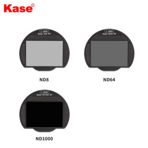 """Kase – """"3in 1 Set"""" Clip-in Filters for Canon RP Mirrorless Camera (FCSEK)"""