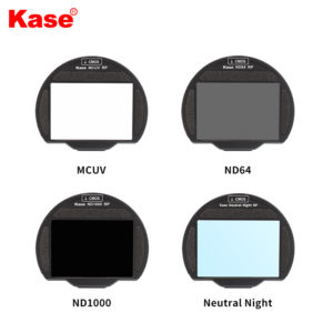 """Kase – """"4in 1 Set"""" Clip-in Filters for Canon RP Mirrorless Camera (FCSEM)"""