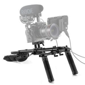 Bộ đỡ máy ảnh đệm vai đa năng nâng cao – SmallRig Advanced Universal Shoulder Pad Kit KGW101 (NRUS3)