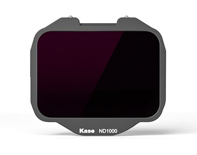 """Kase Clip-in 4in1 set """"MC-UV, Light pollution, ND64, ND1000"""" for Sony (FCSSL)"""