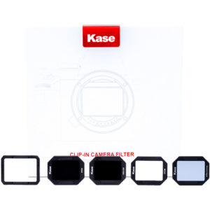 """Kase Clip-in 4in1 set """"MC-UV, Neutral Night, ND64, ND1000"""" for Sony (FCSTK)"""