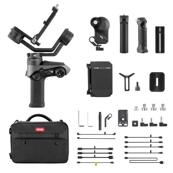 Zhiyun-Tech WEEBILL-2 Pro Kit  Với Transmitter, Servo, Sling Grip & Fabric Case 