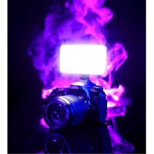 Đèn LED đổi màu RGB – ULANZI VL120 RGB Full Color Video Light