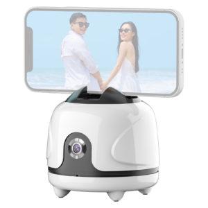 Cameraman Ulanzi cảm biến thông mình, theo dõi khuân mặt xoay 360° – Cameraman AI Smart Auto Tracking Mount
