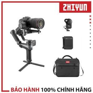 Zhiyun-Tech WEEBILL-2 Pro Kit |Với Transmitter, Servo, Sling Grip & Fabric Case|