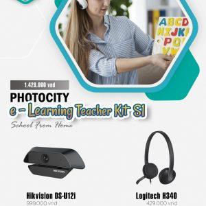 PhotoCity e-learning Teacher Kit S1 (Bộ dụng cụ dạy học online)